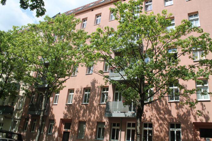 Vermietete, gut geschnittene 1,5 Zimmereigentumswohnung in Berlin-Prenzlauer Berg gegenüber Volkspark Friedrichshain