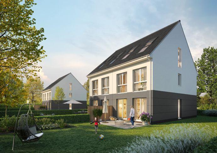 Letzte Chance! Traumhaus mit 210,5 m² Wohn/Nutzfläche auf 3 Etagen: Haus inkl. Grundstück! Provisionsfrei! Zum Festpreis!