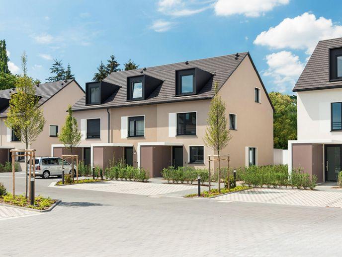 Ihr Familienglück: 145 m², Neubau, energiesparend, bezahlbar in Nauen!