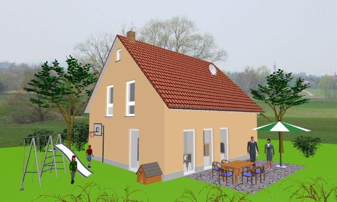 Jetzt zugreifen! - Neubau Einfamilienhaus zum günstigen Preis in Wilburgstetten