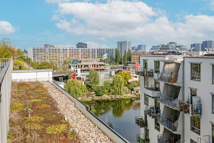 360° Berlin Panorama Penthouse über
