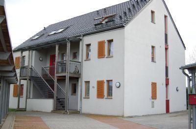 Wohnen im Grünen, 3-Zimmerwohnung mit kleinem Garten