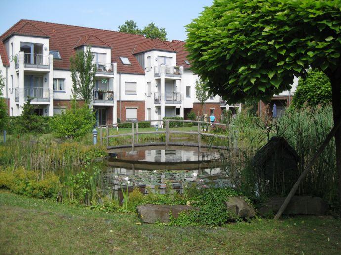 2-Raum-Wohnung in Duisburg Beeck inkl. Gartennutzung