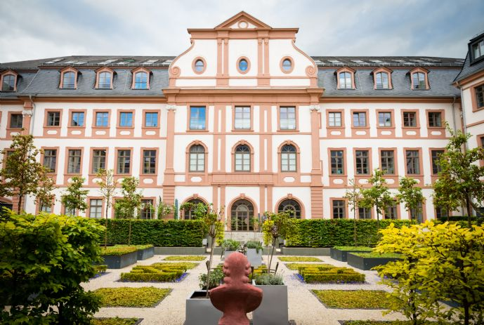 Dalberger Hof luxuriöse Loftwohnung im