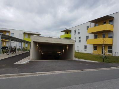 Graz Garage, Graz Stellplatz