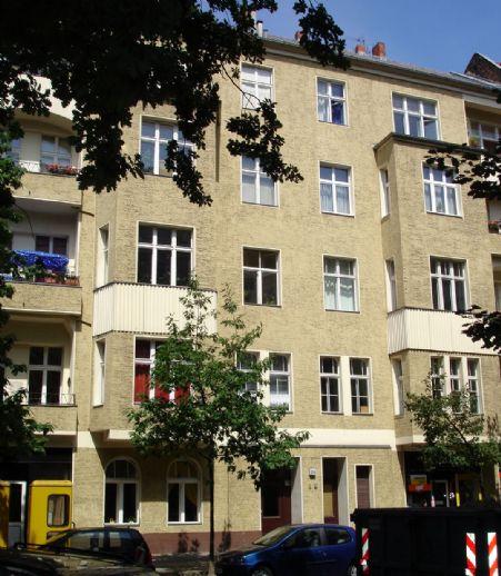 Vermietete 1 Zimmer Eigentumswohnung unweit des Kaiserdamms