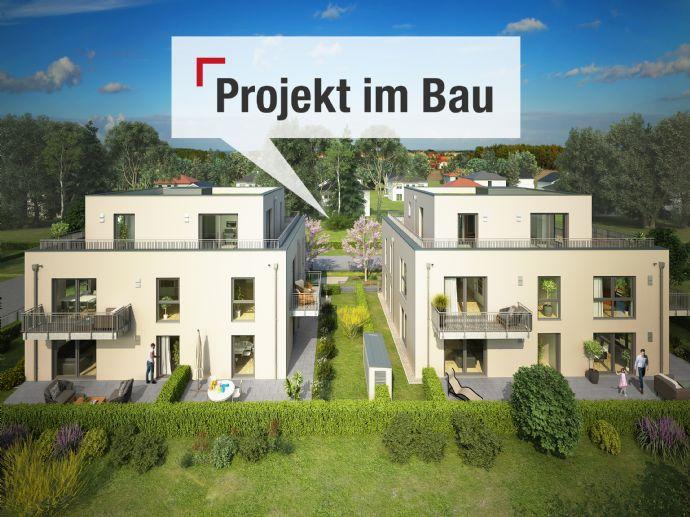 Eindrucksvolle und helle Eigentumswohnung mit großer Dachterrasse