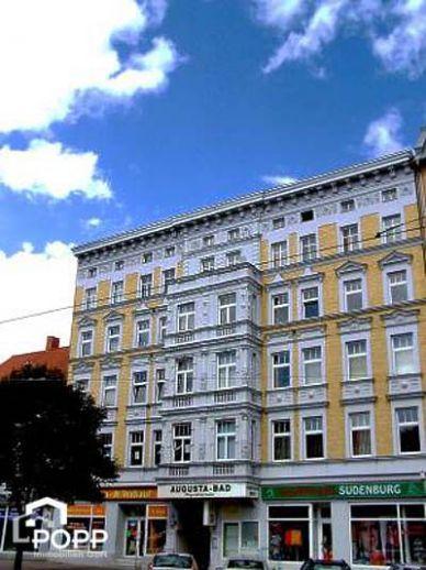Sanierte 2-Zimmerwohnung in Sudenburg Optional