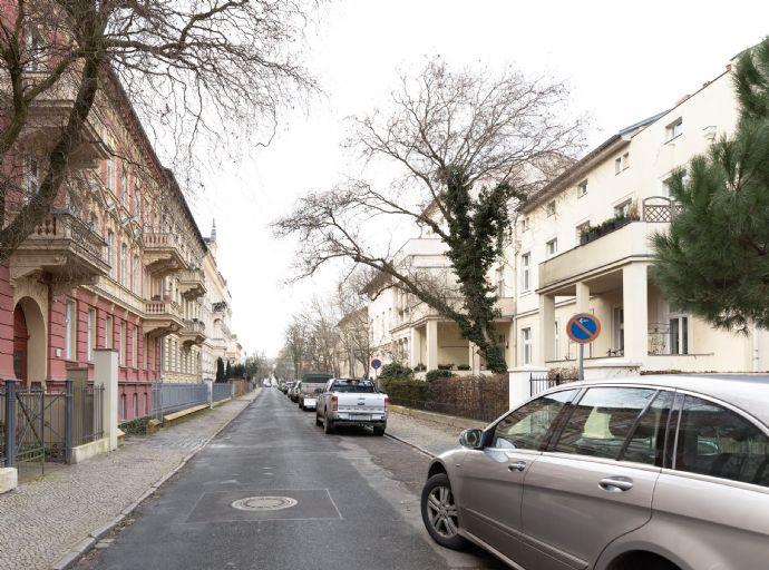 Top-gepflegte Altbauwohnung in bester Innenstadtlage Potsdam nahe Schloss Sanssouci