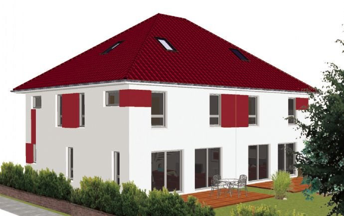 RESERVIERT - Ein Doppelhaus für Sie?