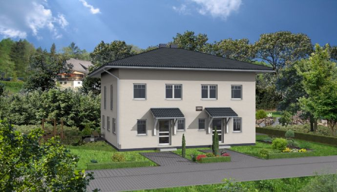 attraktive Doppelhaushälften in Havelnähe von Oranienburg