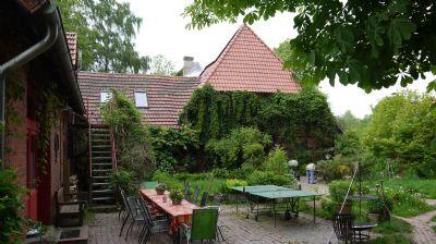 Ferienhof Arche Nordholz mit zwei großen Ferienwohnungen mit 19 und 11 Betten