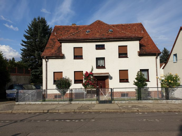 Großes Einfamilienhaus mit großem Grundstück