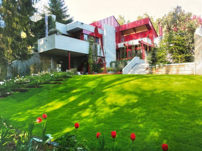 Exklusives Architektenhaus in Toplage von