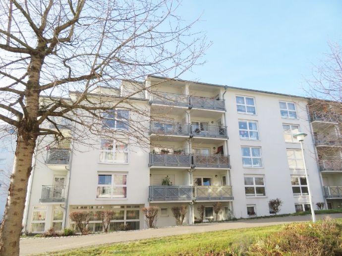 vermietetes Appartement in einer betreuten Seniorenwohnanlage - Am Stadtpark - in Leonberg