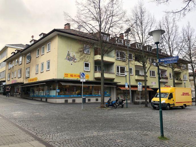 Sehr zentrale 3,5 ZKB Dachgeschoss Wohnung zwischen Königsplatz und Universität Kassel