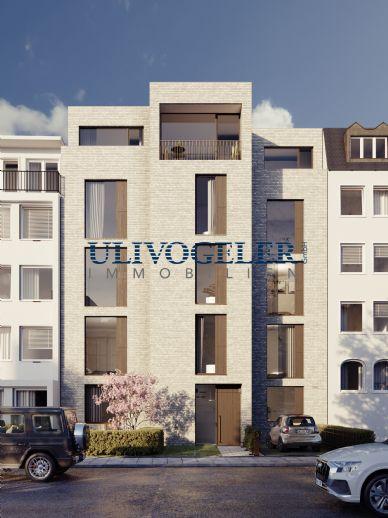 ULI VOGELER GmbH - Absolute Rarität - Exklusive Neubauwohnungen in unmittelbarer Alsternähe (1. OG)