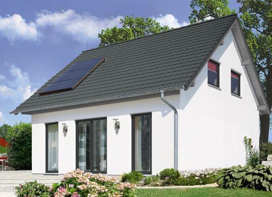 Entspannen im eigenen Haus und auf der Terrasse!