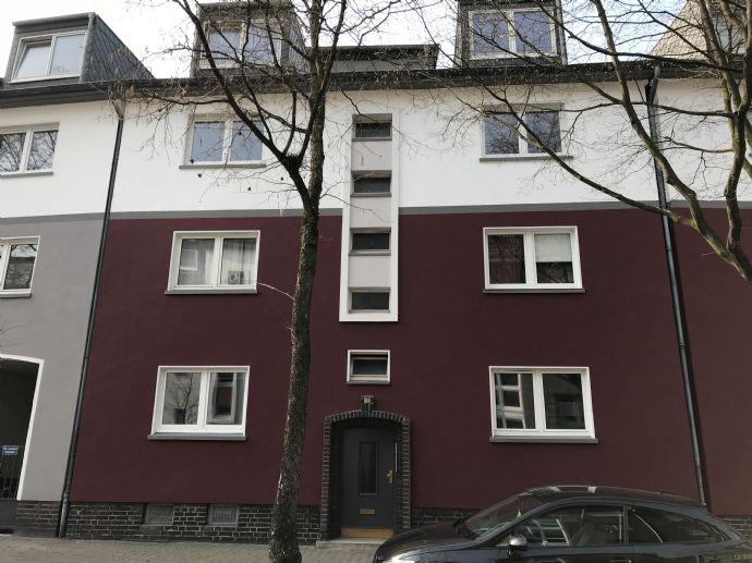 Schöne 1,5-Raum-Mietwohnung in Bottrop-Stadtmitte mit Einbauküche