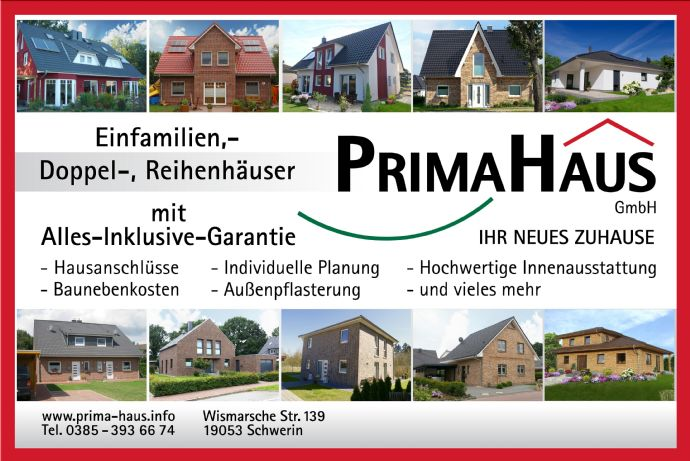 Neubau mit Grundstück + -ALLES INKLUSIVE GARANTIE-