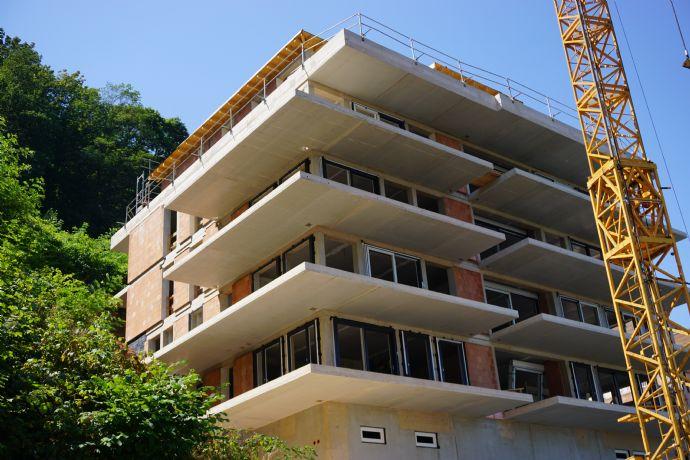 WIB 28 - Großzügig Residieren über den Dächern von Saarbrücken - NEUBAU - Provisionsfrei v. Bauherrn