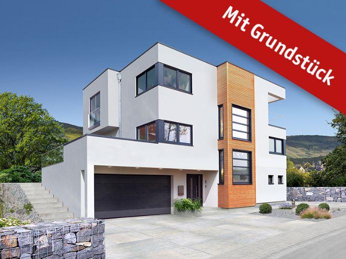 Großes Grundstück in zentraler Lage in Alsfeld mit STREIF - Haus