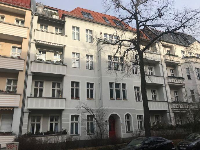 Eigentumswohnung in ruhiger Seitenstraße am Treptower Park