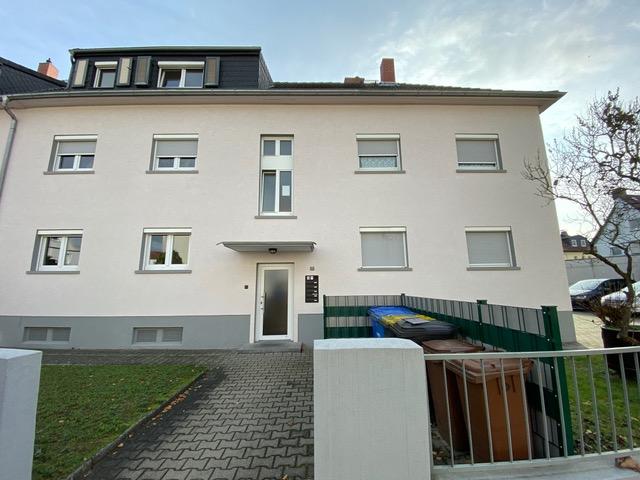 2-Zimmer Wohnung mit Garten in Mörfelden-Walldorf zu vermieten