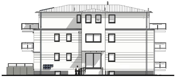 Moderne 2-Zimmer-Neubau-Wohnung in Hamburg-Rahlstedt