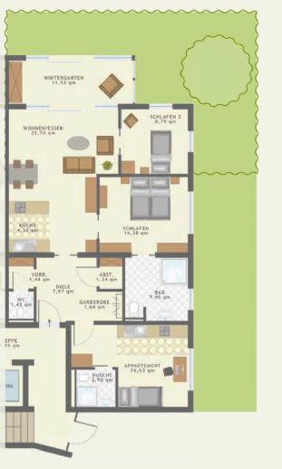 4-Zi.-Wohnung in Emmendingen zu vermieten