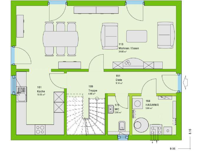 Traumhaus auf Traumgrundstück - Ohne Dachschrägen ! Haus ...
