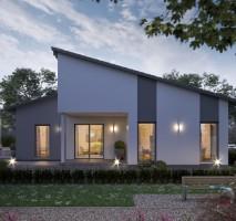 Nicht nur besonders sondern auch ein absolutes Energiesparhaus im Bungalow-Stil