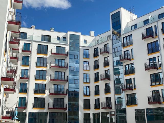 Hochkarätige Neubau-Wohnung mit atemberaubendem Blick