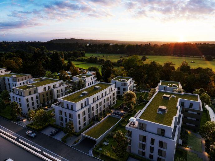 Neu in Fürth: Schöne 2-Zimmer-Wohnung, mit Loggia und Tageslichtbad