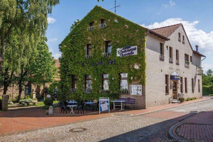 Gut eingeführtes Hotel Restaurant mit Einliegerwohnung im romantischen Ortskern von Bruchhausen-Vilsen