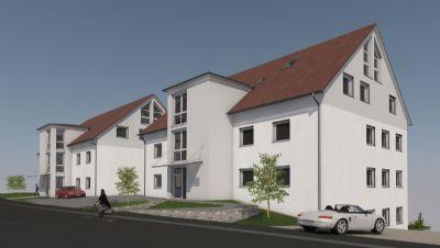 3 zimmer ca 113 m mit terrasse und blick ins gr ne 7 17 etagenwohnung friedrichshafen. Black Bedroom Furniture Sets. Home Design Ideas
