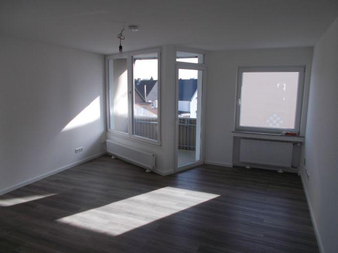 2-Zimmer-Wohnung mit 60 m² Wfl. im 2. OG, Bj. 1968