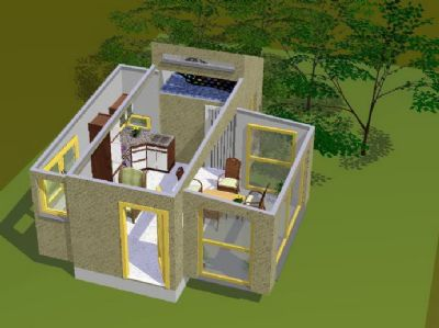 autark im tiny modul haus in k nzelsau leben. Black Bedroom Furniture Sets. Home Design Ideas
