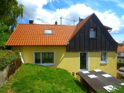 Freistehendes Einfamilienhaus mit Garten und kurzen Wegen in die Natur!
