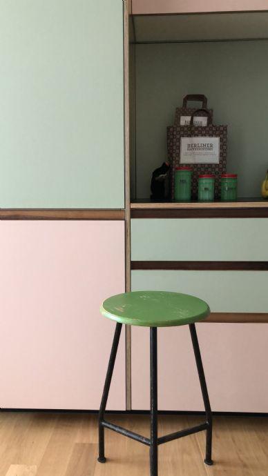 Repräsentative 2-Zimmer-Wohnung in Berlin-Mitte - vollmöbliert