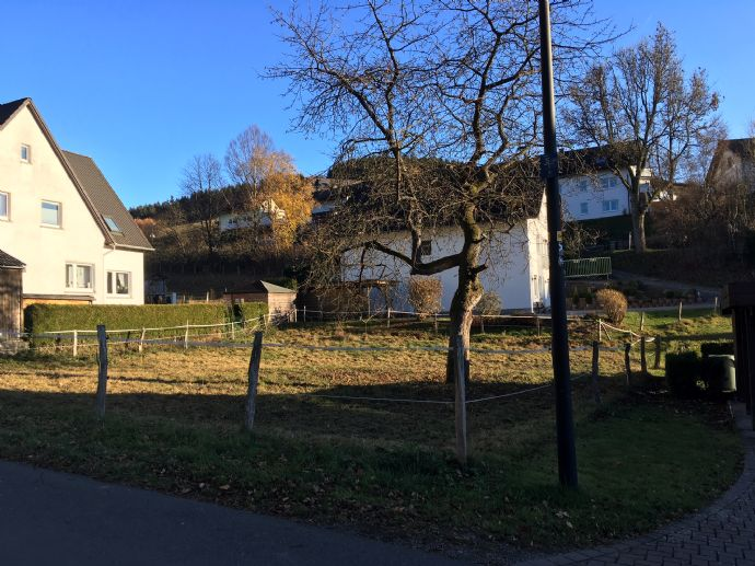 Wunderschönes Baugrundstück in Winterberg-Niedersfeld