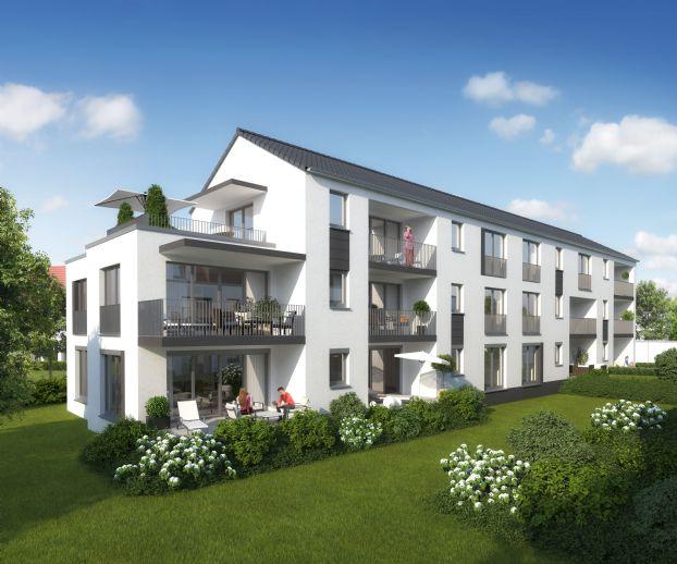 Wohnen mit Klasse in Laatzen-Rethen - barrierefreie 3-Zimmer-Wohnung mit Terrasse!
