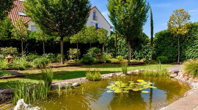 Top Ausstattung und perfekte Lage! Einfamilienhaus der Extraklasse in Mannheim-Straßenheim