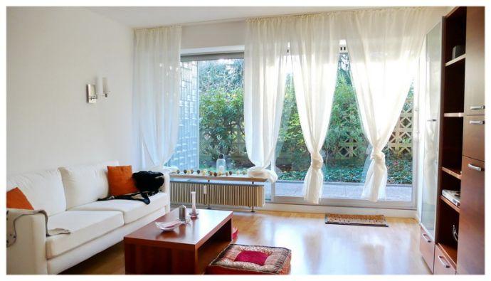 Schöner möbliert Wohnen! Appartement mit Schwimmbad-Nutzung / ruhige Gartenlage. ID: HSS42B