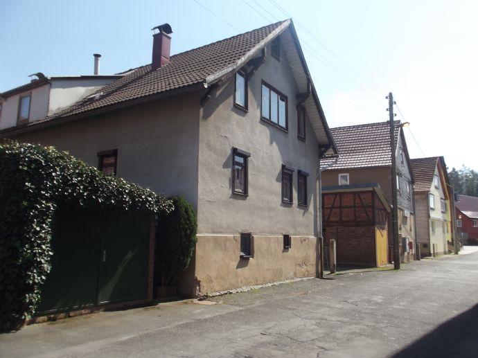 Haus auf 585. m² Grundstücksfläche in Steinbach-Hallenberg