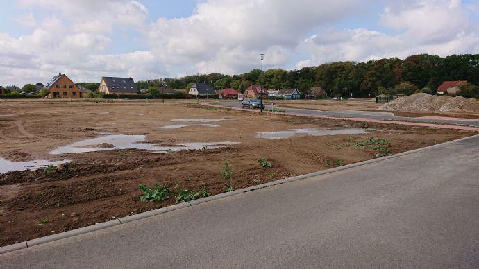 Baureifes Grundstück im Ostseebad Nienhagen für Bungalow oder EFH