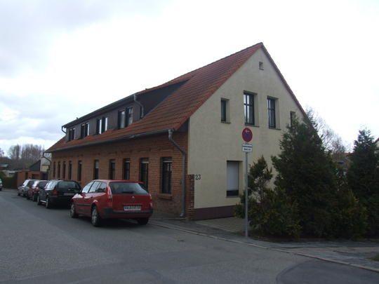 Grosse 3-Raum Wohnung WE4 (1.OG) mit grosser Terasse zum Mühlgraben nahe Galgenberg