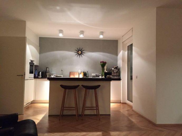 ++ Endlich Platz - Wunderschöne, hochwertige 4+1 Zi, 3 Bäder, 2 Loggien, ca. 185 m², 2 TG-Einzelstel