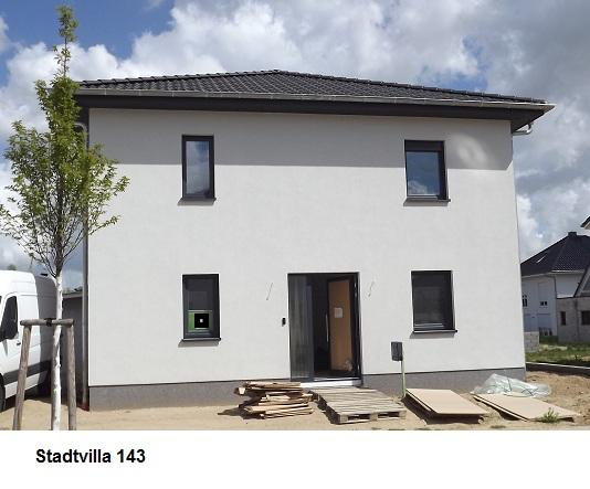 Wohnen in Blankenfelde -Stadtvilla 143- provisionsfrei