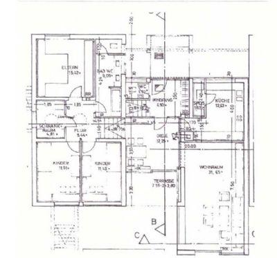 fasanenpark modernes wohnen auf 2 ebenen mit sch nem garten bungalow unterhaching 2nllz42. Black Bedroom Furniture Sets. Home Design Ideas
